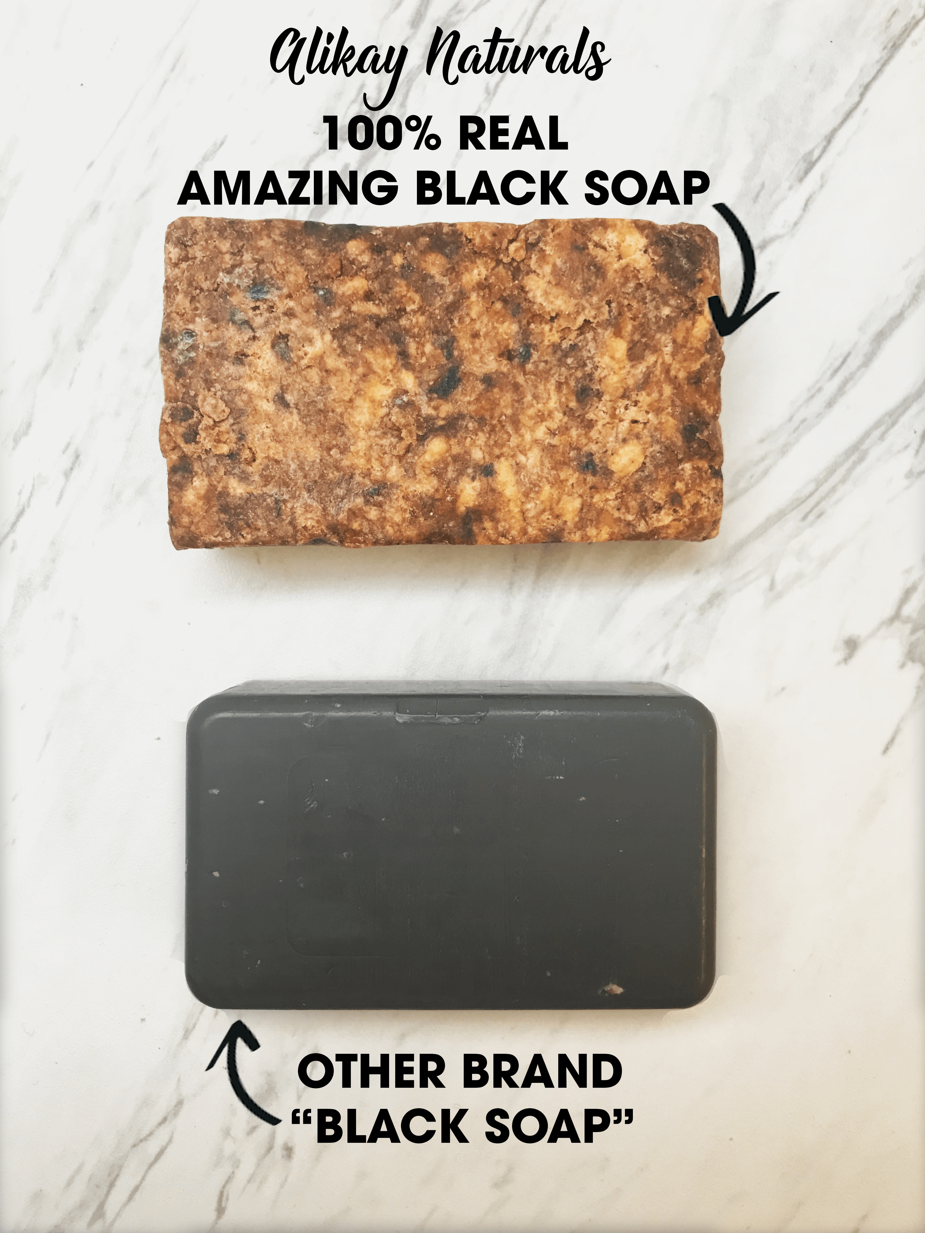 African Black Soap And Its Beauty Benefits