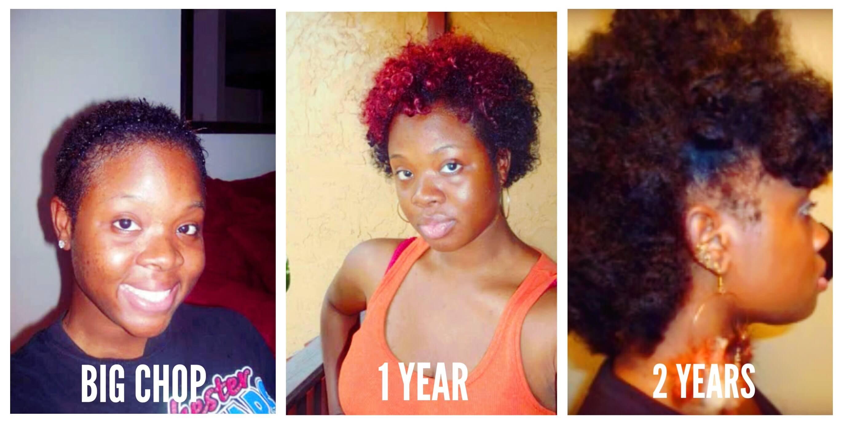 How to Transition to Natural Hair: Big Chop - Alikay Blog