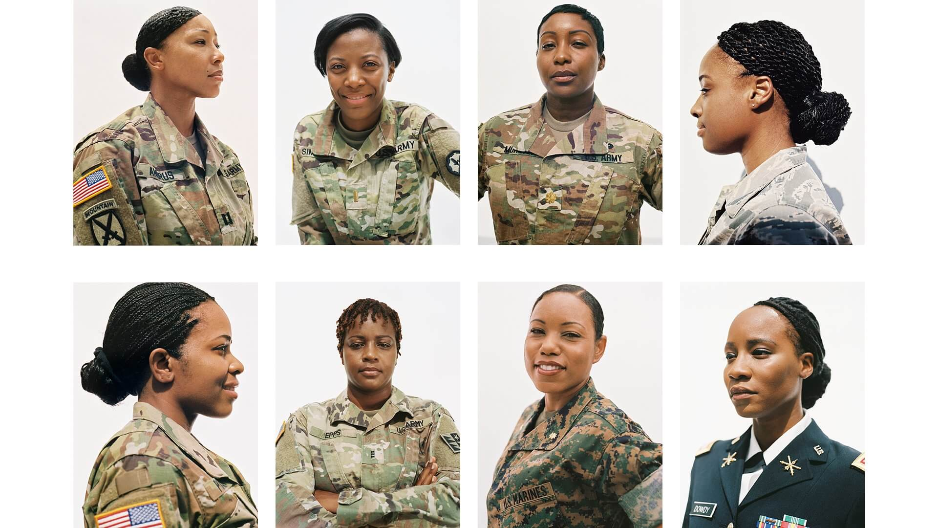 Army Haircut Regulations For Females