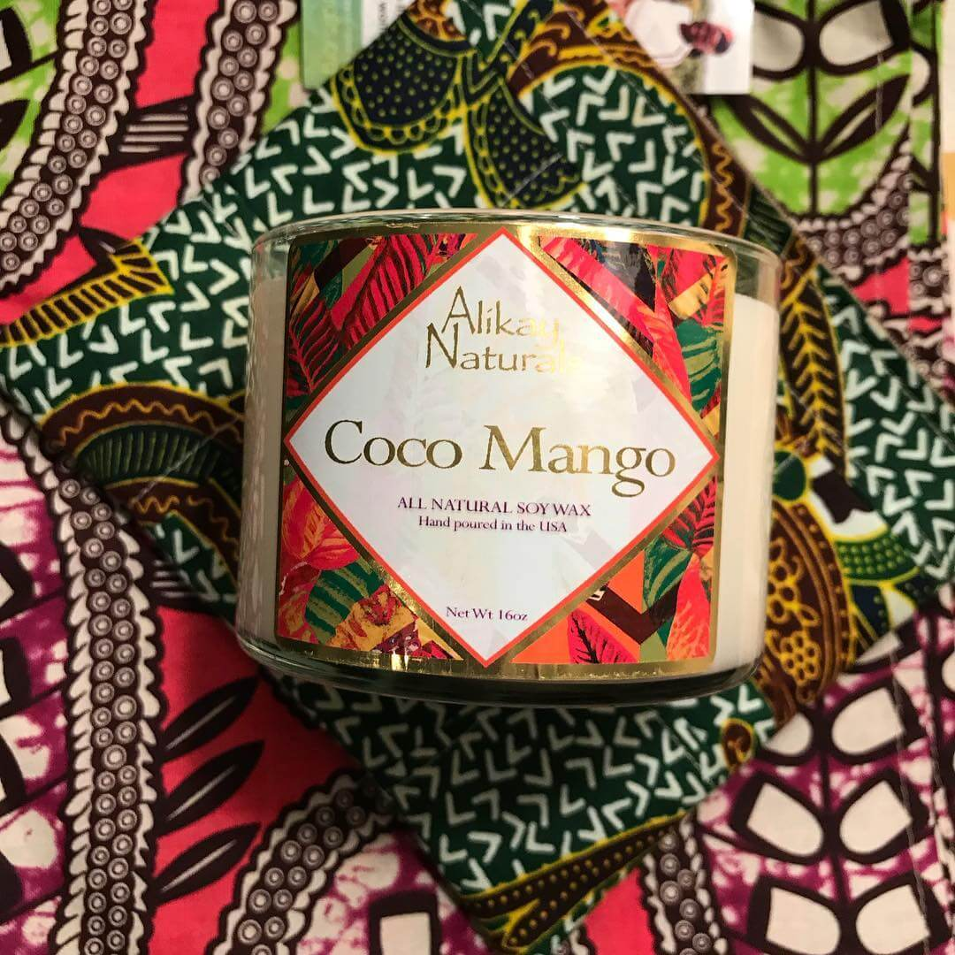 Alikay Naturals Coco Mango Candle