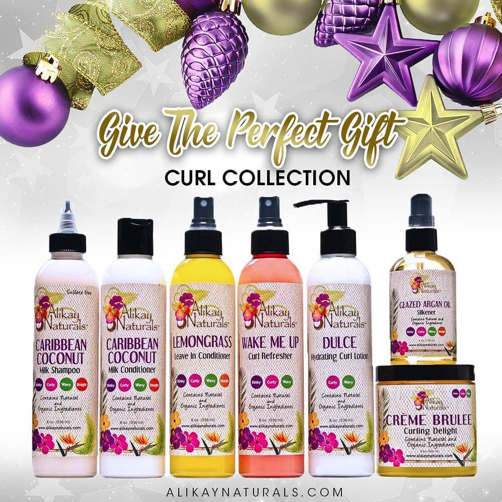 Alikay Naturals Curl Collection
