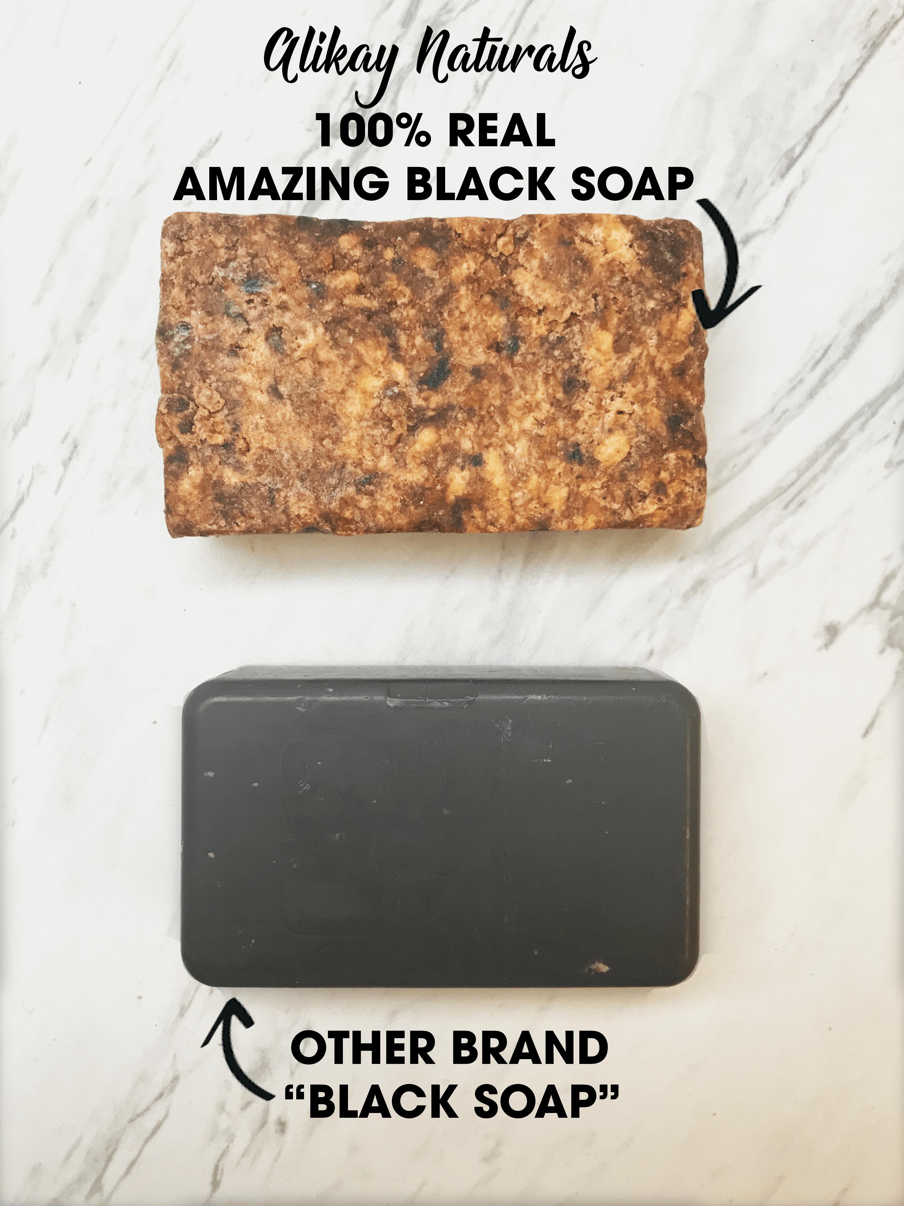 Real Black Soap