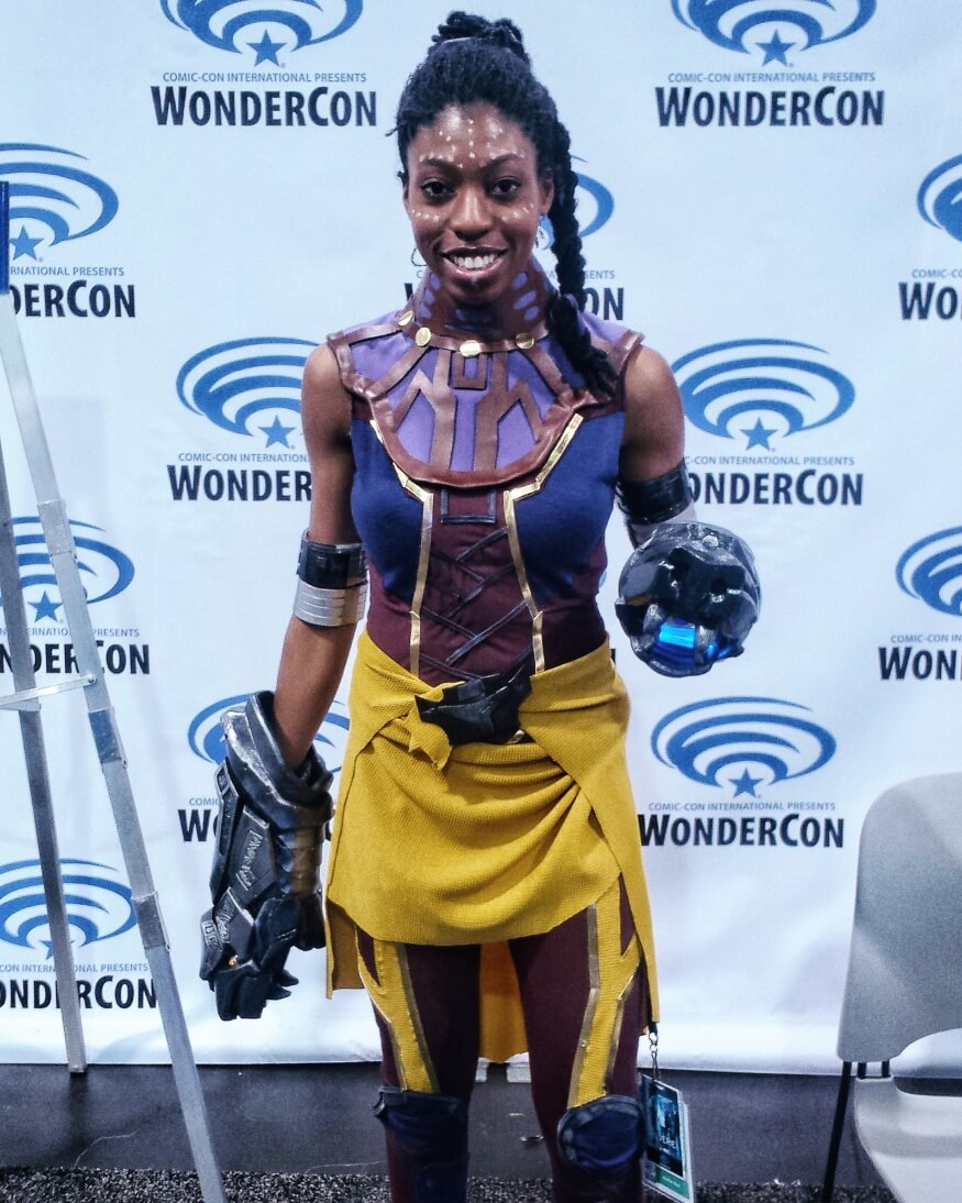 18 Halloween Costumes Ideas for Black Women With Natural